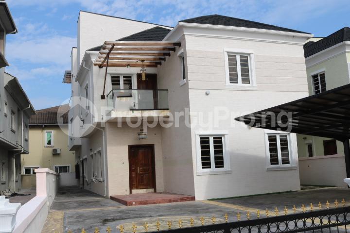 6 bedroom Detached Duplex House for sale Lekky County Homes (Megamound Estate) Ikota Lekki Lagos - 1