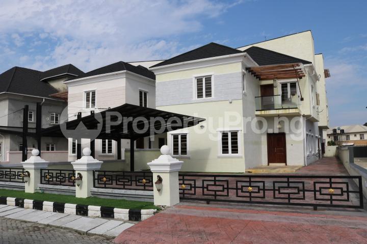 6 bedroom Detached Duplex House for sale Lekky County Homes (Megamound Estate) Ikota Lekki Lagos - 4