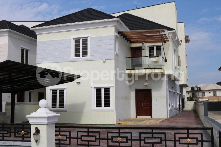 6 bedroom Detached Duplex House for sale Lekky County Homes (Megamound Estate) Ikota Lekki Lagos - 3