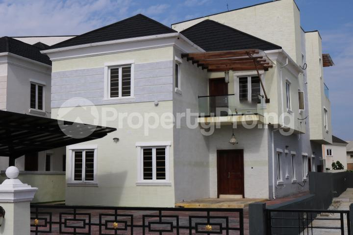 6 bedroom Detached Duplex House for sale Lekky County Homes (Megamound Estate) Ikota Lekki Lagos - 2