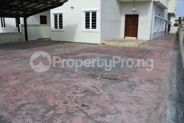 6 bedroom Detached Duplex House for sale Lekky County Homes (Megamound Estate) Ikota Lekki Lagos - 6