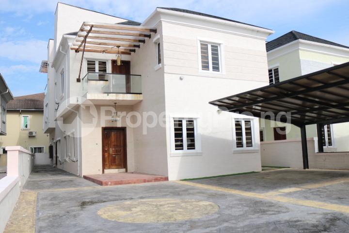 6 bedroom Detached Duplex House for sale Lekky County Homes (Megamound Estate) Ikota Lekki Lagos - 0