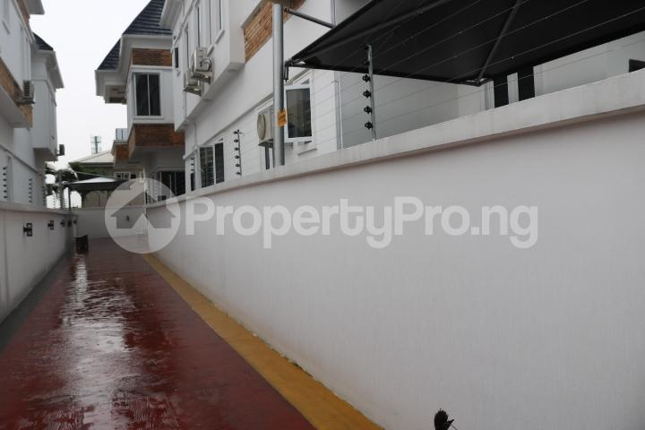 5 bedroom Semi Detached Duplex House for sale Ikota Villa Estate Lekki Lagos - 2