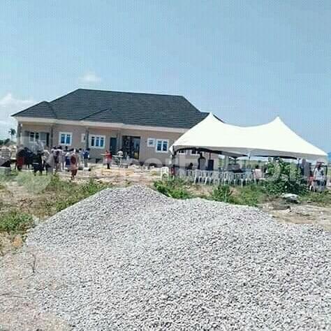 2 bedroom Detached Bungalow House for sale  1, Osoroko town in Ibeju Lekki just 3minutes drive after Dangote Group LaCampaigne Tropicana Ibeju-Lekki Lagos - 2