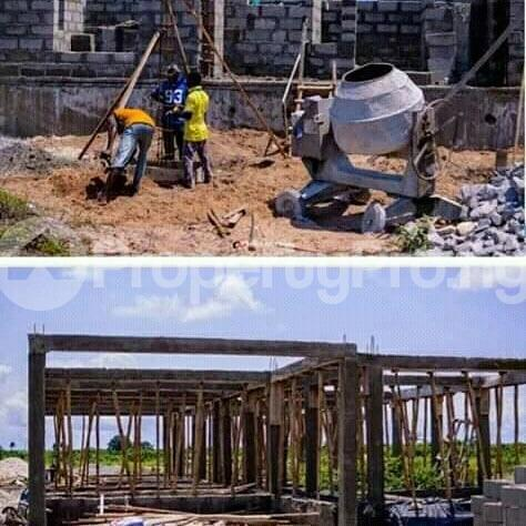 2 bedroom Detached Bungalow House for sale  1, Osoroko town in Ibeju Lekki just 3minutes drive after Dangote Group LaCampaigne Tropicana Ibeju-Lekki Lagos - 5