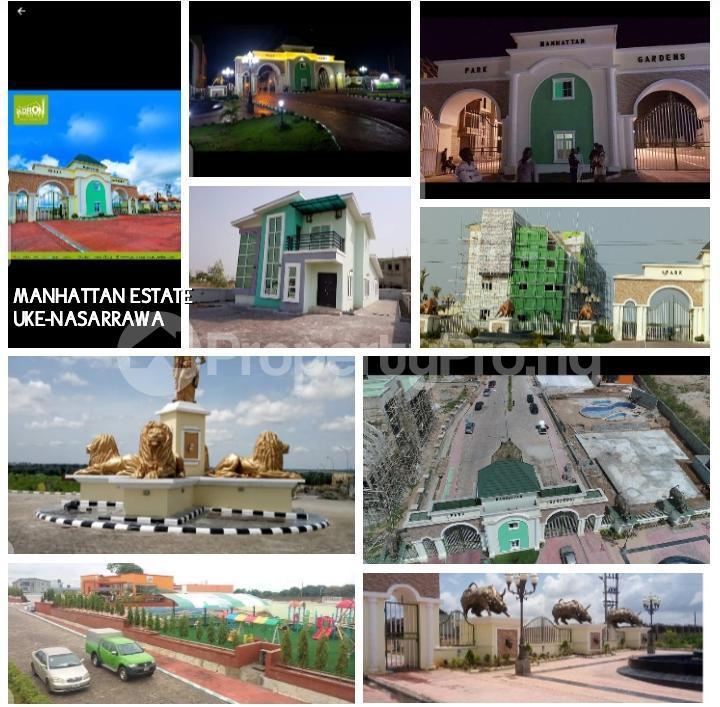 Land for sale Uke-Nasarawa Keffi Nassarawa - 0