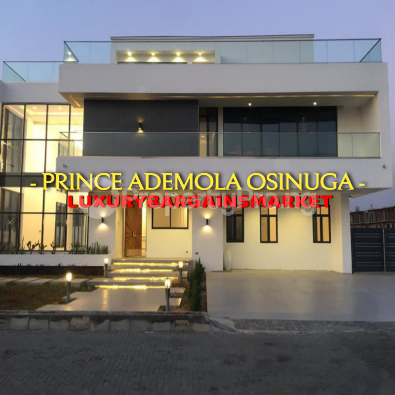 6 bedroom Detached Duplex House for sale Old Ikoyi Ikoyi Lagos - 10