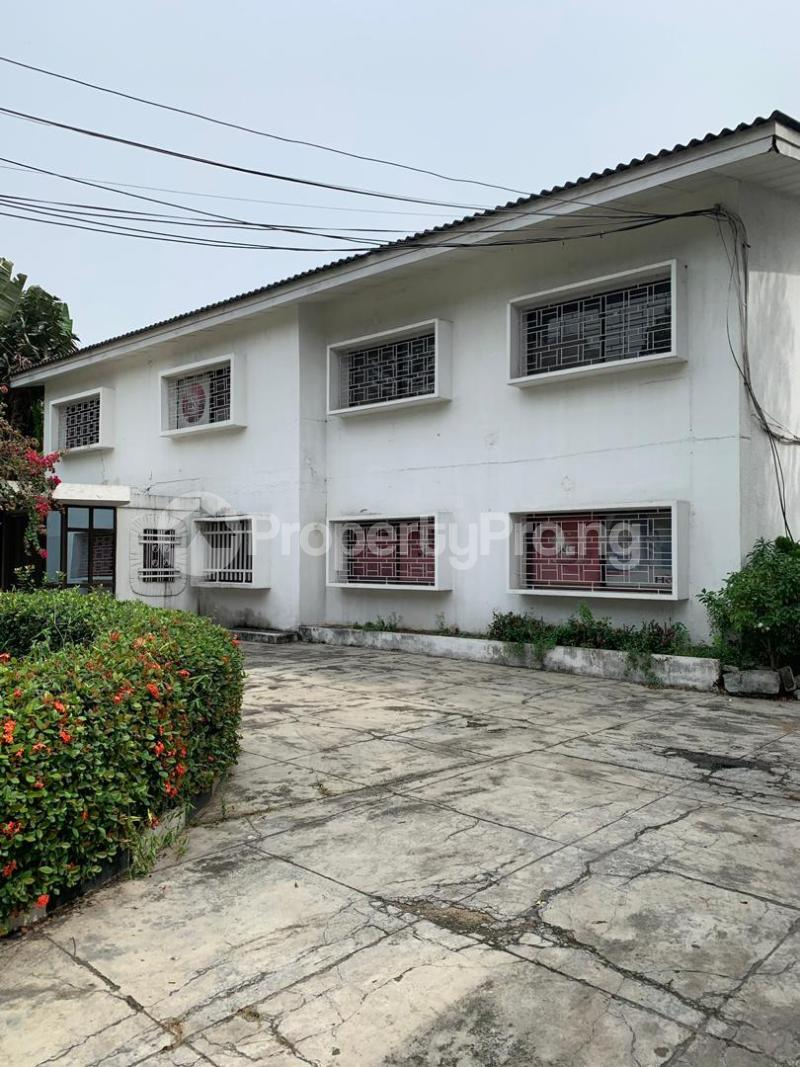 10 bedroom House for rent Ademola Adetokunbo Victoria Island Lagos - 0