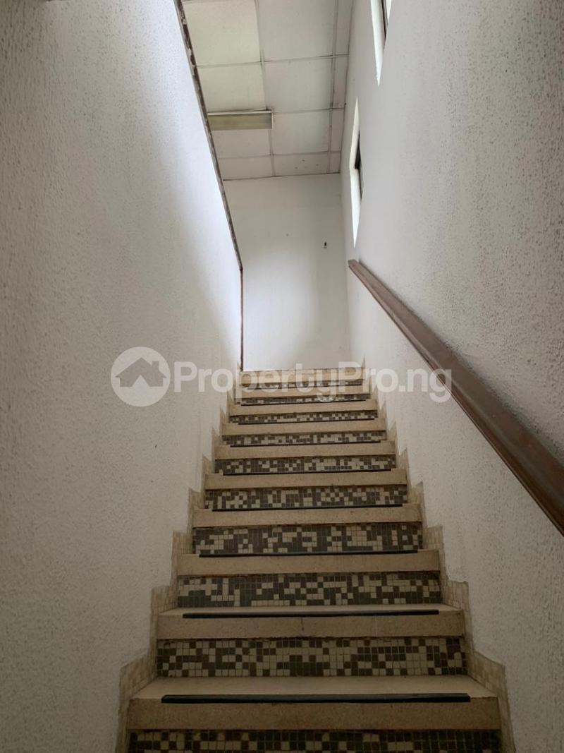 10 bedroom House for rent Ademola Adetokunbo Victoria Island Lagos - 1
