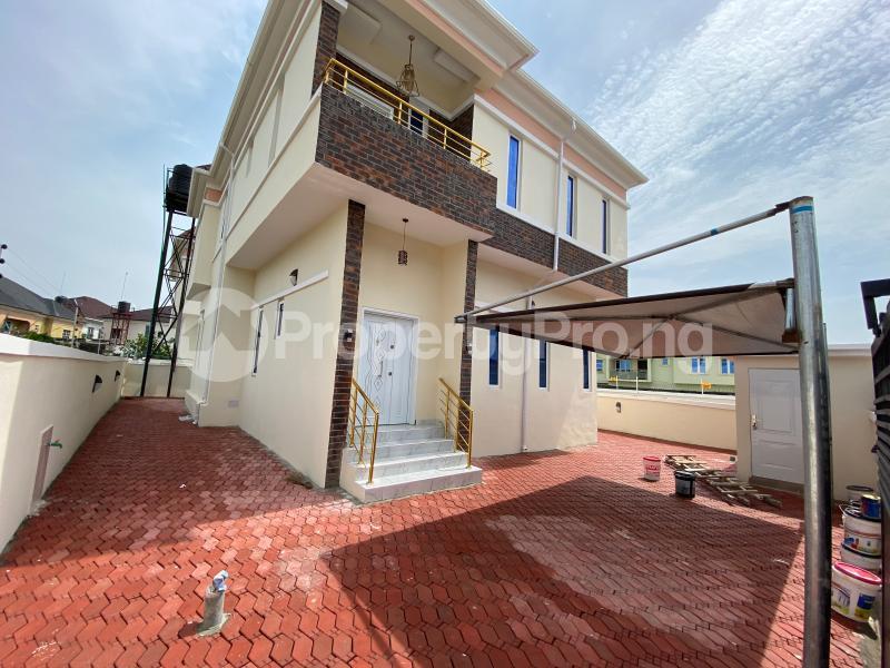 4 bedroom Detached Duplex House for sale Victory park  Thomas estate Ajah Lagos - 1