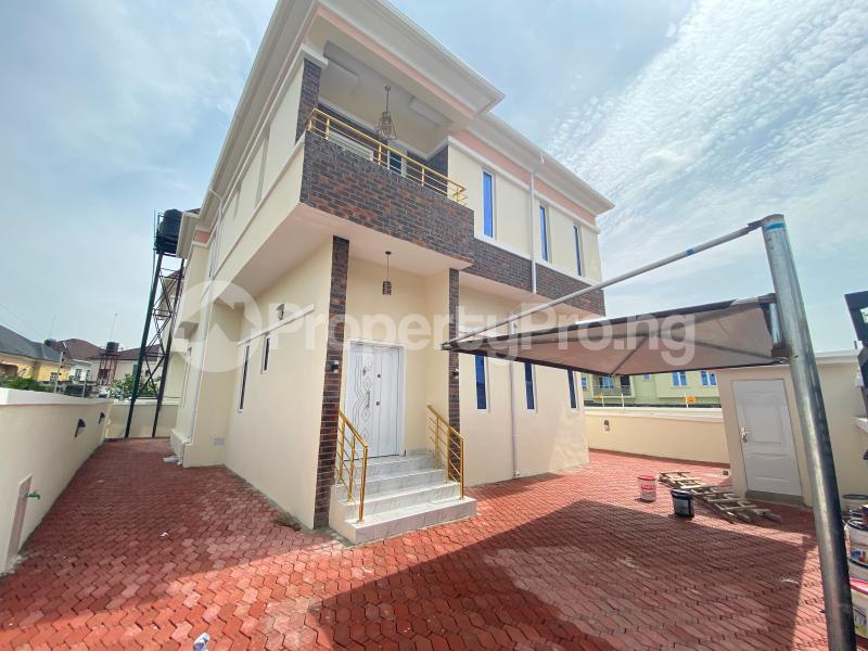 4 bedroom Detached Duplex House for sale Victory park  Thomas estate Ajah Lagos - 0