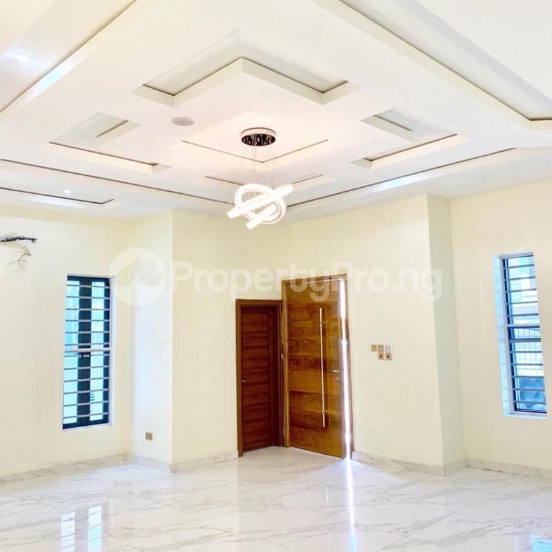 5 bedroom Semi Detached Duplex House for sale chevron Lekki Lagos - 4