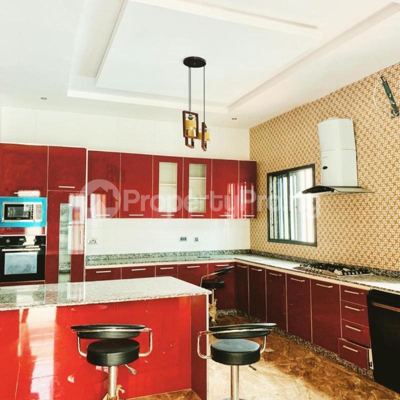 5 bedroom Semi Detached Duplex House for sale chevron Lekki Lagos - 16