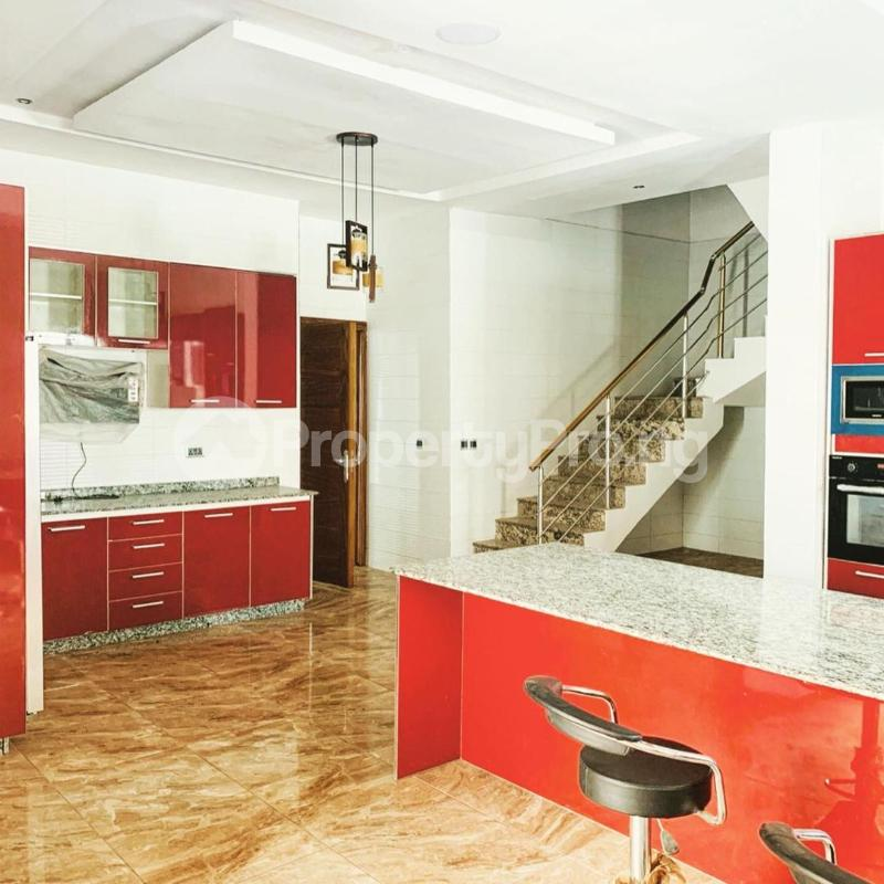 5 bedroom Semi Detached Duplex House for sale chevron Lekki Lagos - 15
