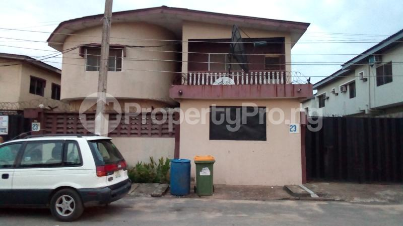 6 bedroom Semi Detached Duplex for rent Gbagada Gra Phase 2 Gbagada Lagos - 0