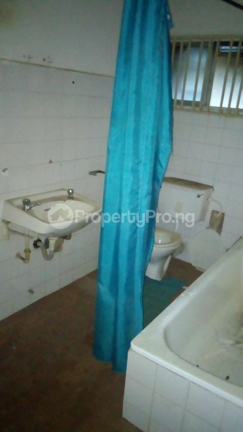 6 bedroom Semi Detached Duplex for rent Gbagada Gra Phase 2 Gbagada Lagos - 7
