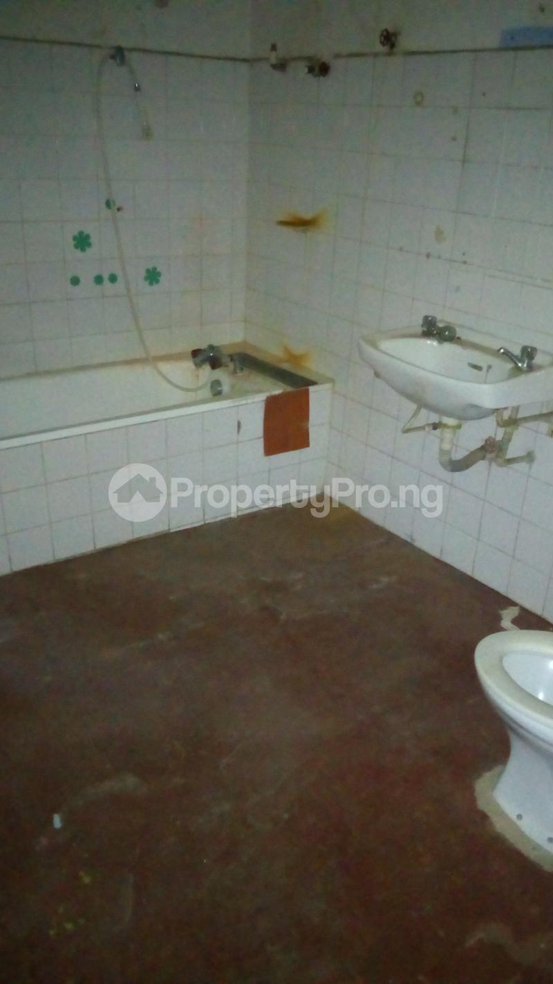 6 bedroom Semi Detached Duplex for rent Gbagada Gra Phase 2 Gbagada Lagos - 17