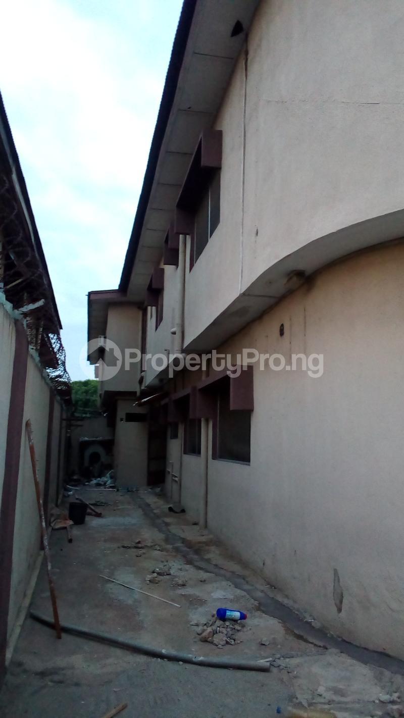 6 bedroom Semi Detached Duplex for rent Gbagada Gra Phase 2 Gbagada Lagos - 2