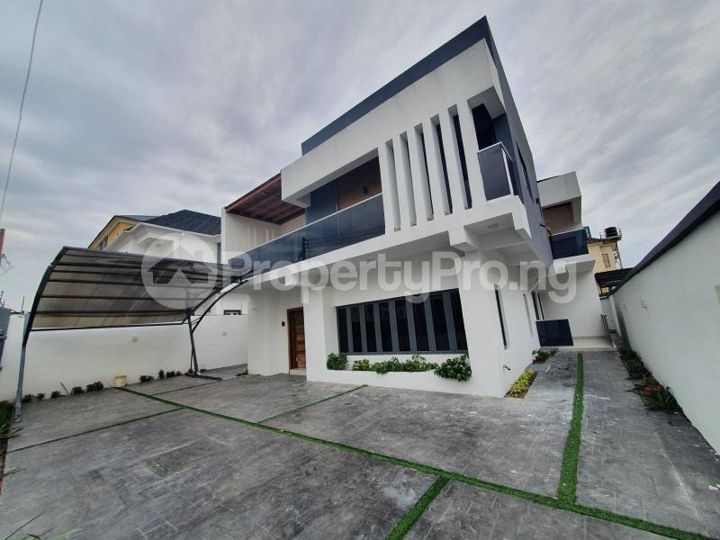 5 bedroom Detached Duplex House for sale - chevron Lekki Lagos - 0