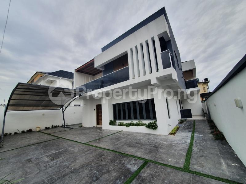 5 bedroom Detached Duplex House for sale - chevron Lekki Lagos - 20