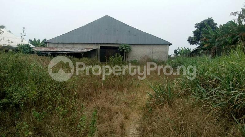 Warehouse Commercial Property for sale Omagwa; Igwurta-Ali Port Harcourt Rivers - 4