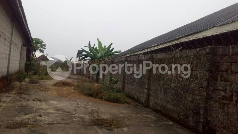 Warehouse Commercial Property for sale Omagwa; Igwurta-Ali Port Harcourt Rivers - 2