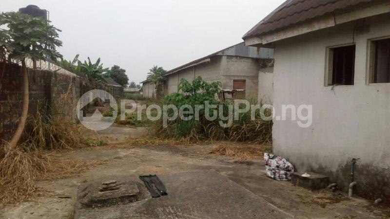 Warehouse Commercial Property for sale Omagwa; Igwurta-Ali Port Harcourt Rivers - 3