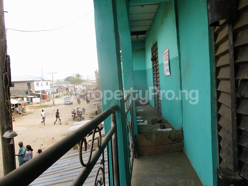 Shop Commercial Property for rent Iyanera Okokomaiko Ojo Lagos - 3