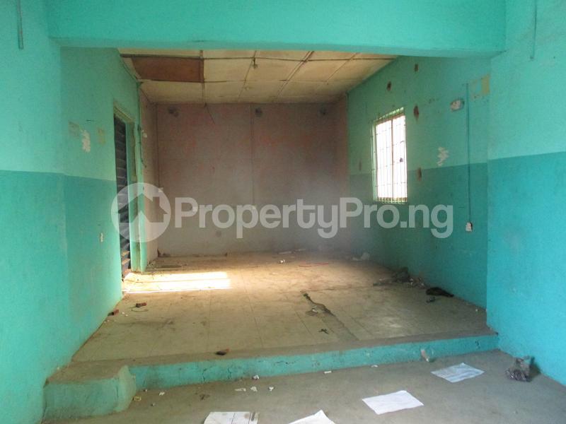 Shop Commercial Property for rent Iyanera Okokomaiko Ojo Lagos - 4