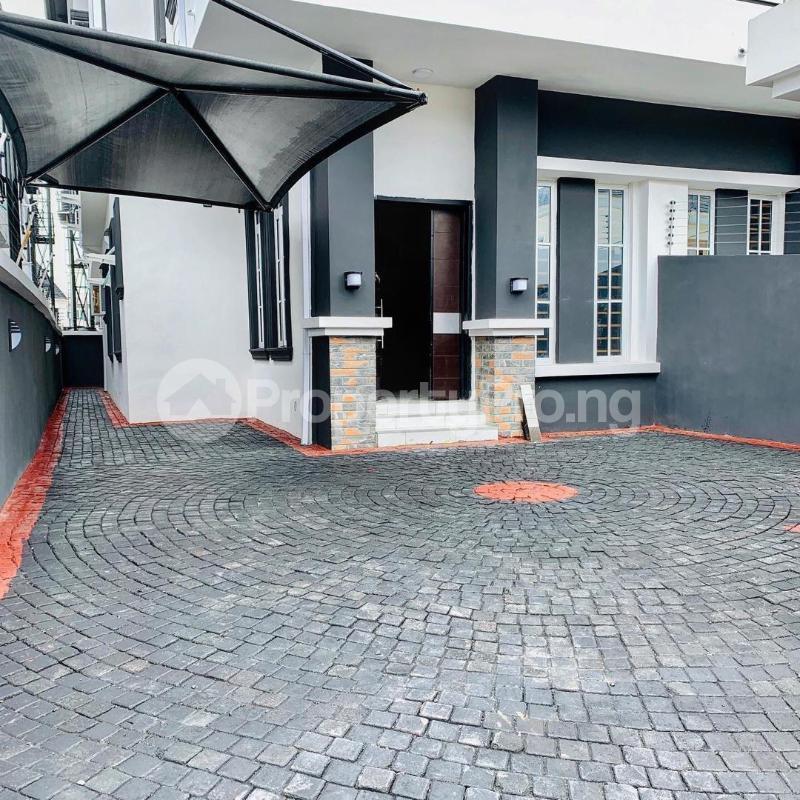 4 bedroom Detached Duplex House for sale Pinnock Beach Estate  Osapa london Lekki Lagos - 11