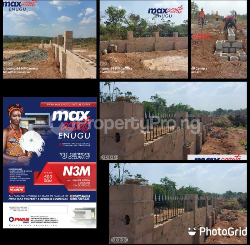 Mixed   Use Land for sale Enugu Enugu - 1