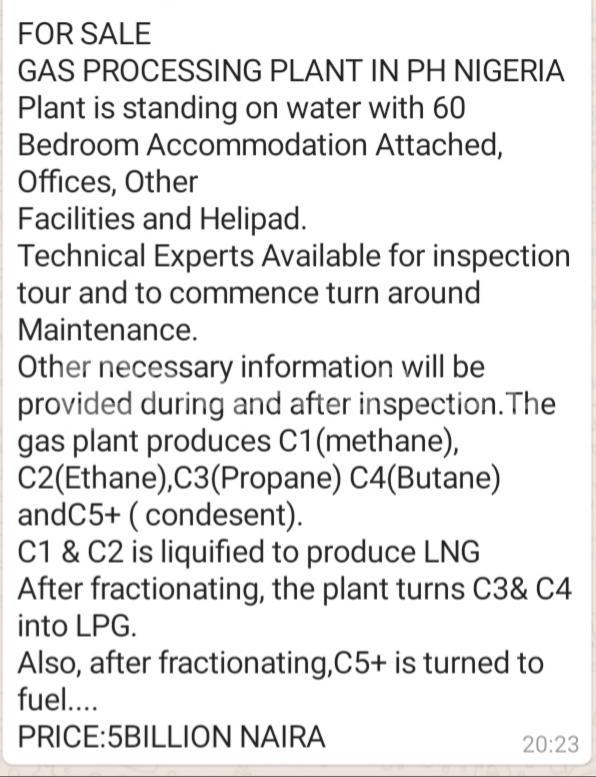 Factory for sale Port Harcourt Rivers - 2
