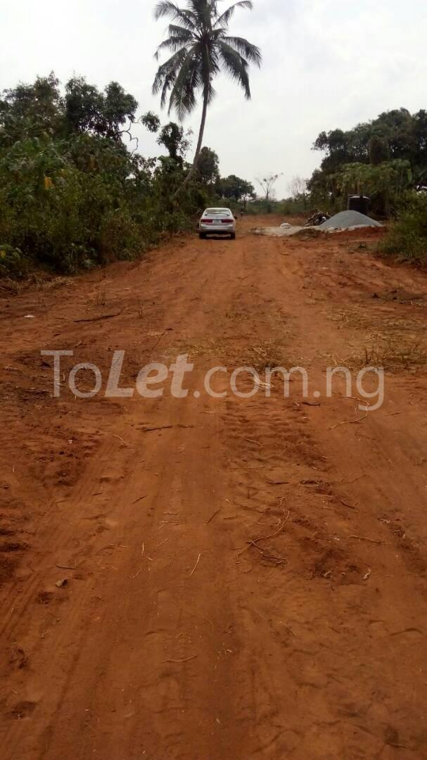 Land for sale 1min Drive From Lacampagne Tropicana Ise town Ibeju-Lekki Lagos - 0