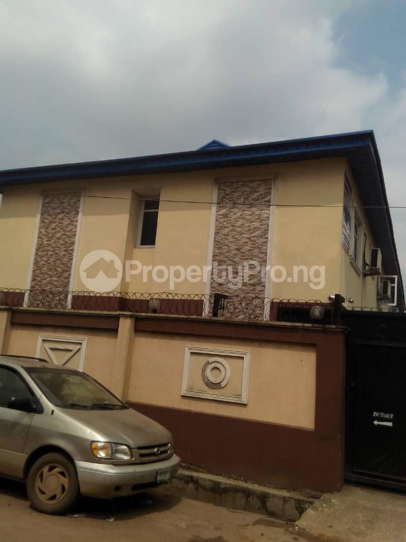 1 bedroom mini flat  Mini flat Flat / Apartment for rent onipanu off ikorodu rd Onipanu Shomolu Lagos - 0