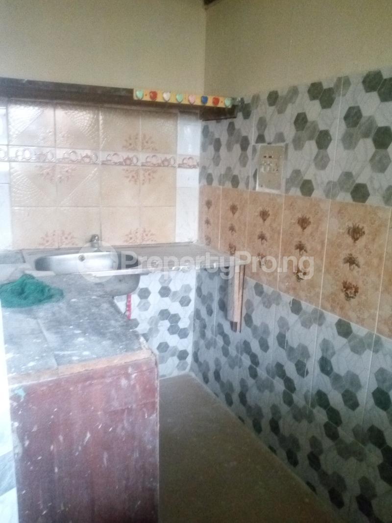 1 bedroom Mini flat for rent Gowon Estate Egbeda Alimosho Lagos - 4