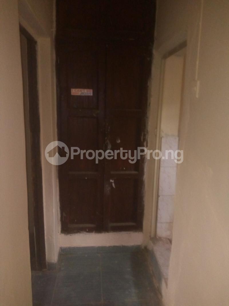 1 bedroom Mini flat for rent Gowon Estate Egbeda Alimosho Lagos - 8