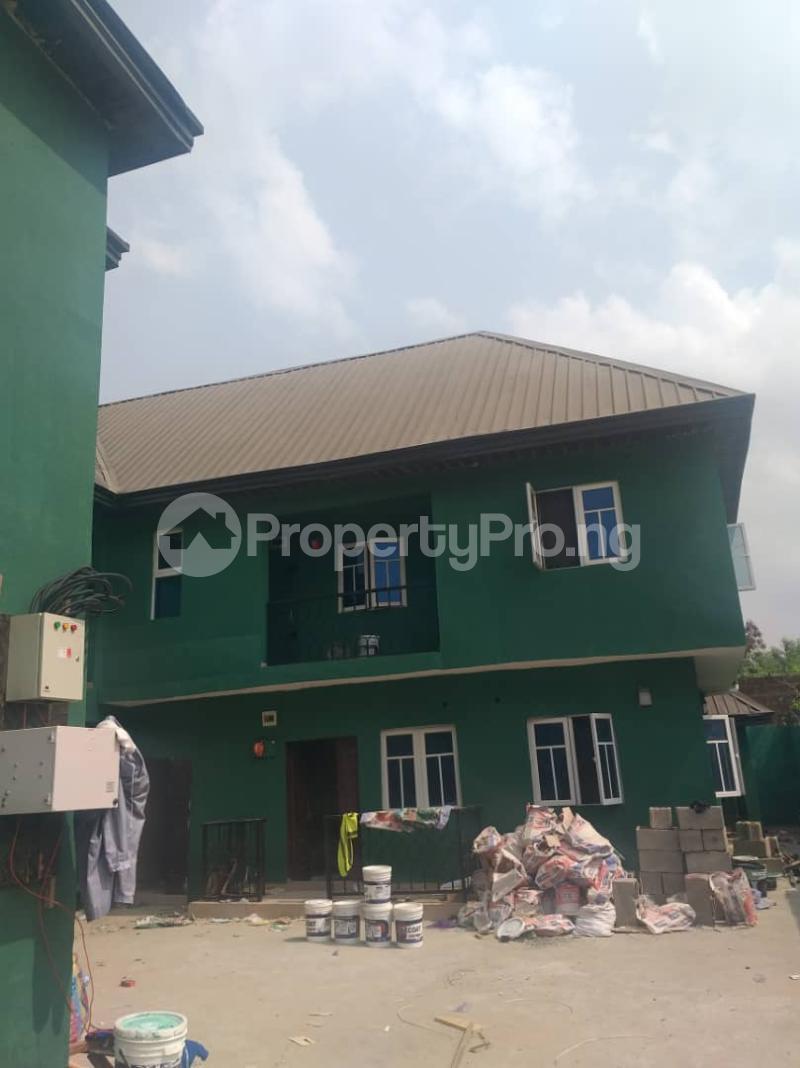 1 bedroom mini flat  Mini flat Flat / Apartment for rent Gas line Ibafo Obafemi Owode Ogun - 3