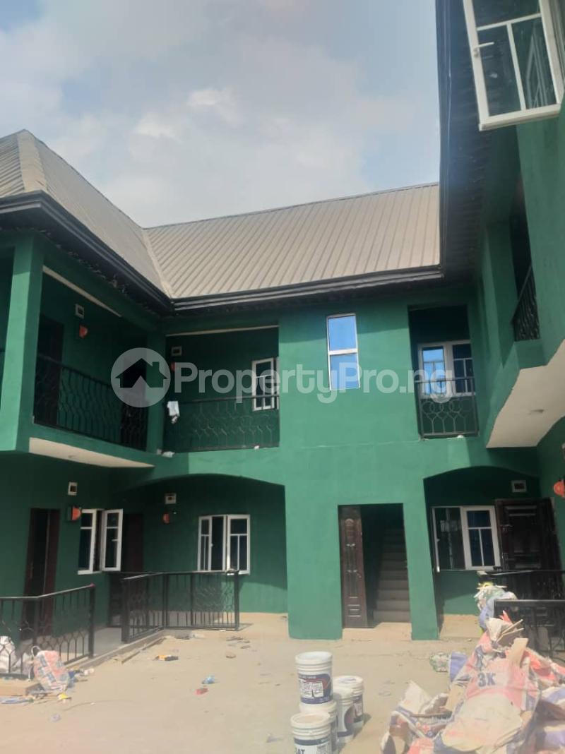 1 bedroom mini flat  Mini flat Flat / Apartment for rent Gas line Ibafo Obafemi Owode Ogun - 4