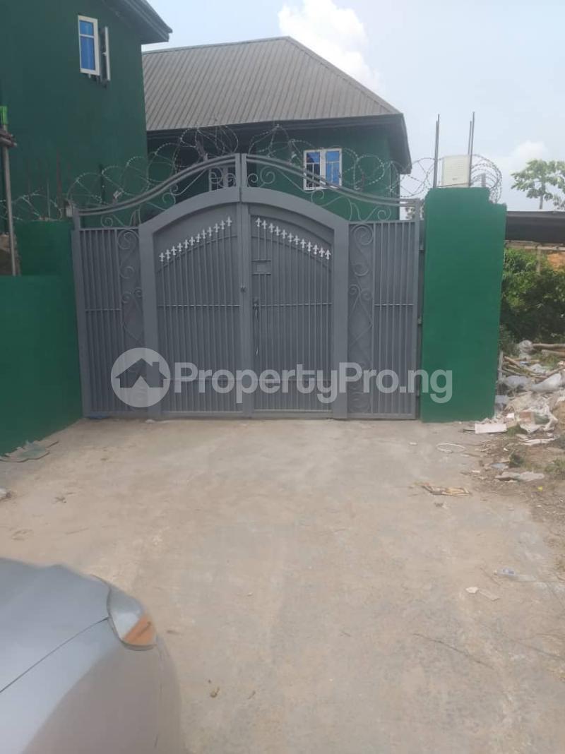 1 bedroom mini flat  Mini flat Flat / Apartment for rent Gas line Ibafo Obafemi Owode Ogun - 6