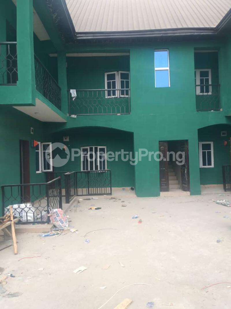 1 bedroom mini flat  Mini flat Flat / Apartment for rent Gas line Ibafo Obafemi Owode Ogun - 1