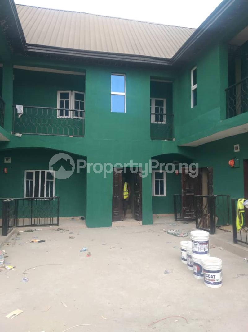 1 bedroom mini flat  Mini flat Flat / Apartment for rent Gas line Ibafo Obafemi Owode Ogun - 2