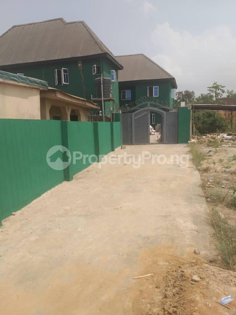 1 bedroom mini flat  Mini flat Flat / Apartment for rent Gas line Ibafo Obafemi Owode Ogun - 0