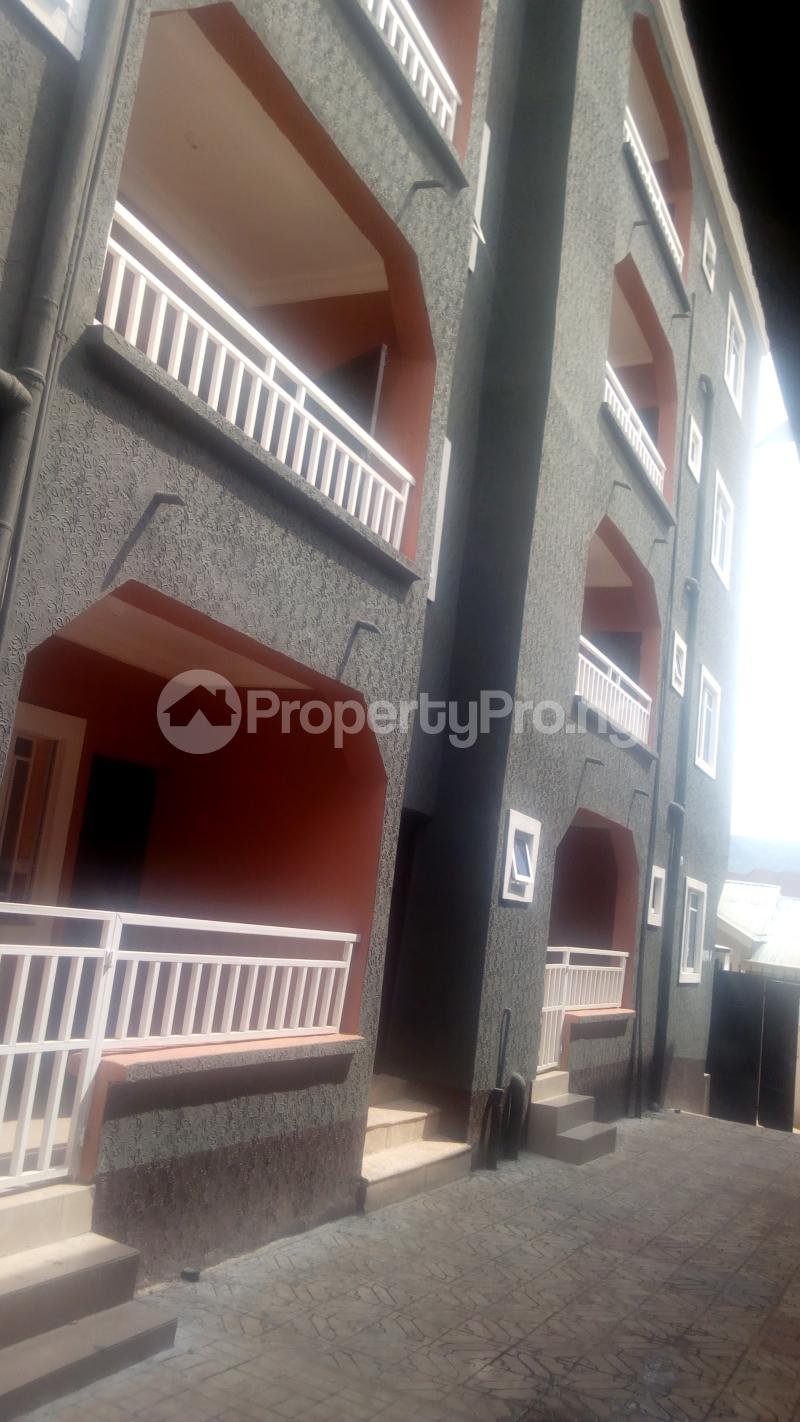 2 bedroom Mini flat Flat / Apartment for rent Uwani ..1 minute drive from Ziks Avenue Enugu Enugu - 0
