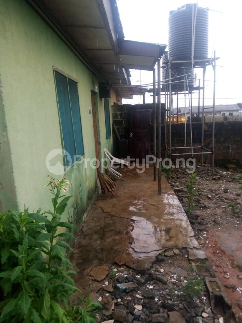 Semi Detached Bungalow House for sale Shagari Estate  Ipaja road Ipaja Lagos - 0