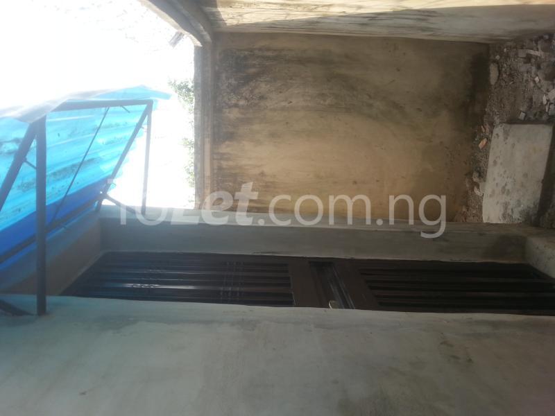 1 bedroom Flat / Apartment for rent Unity Street Phase2, Arigbawonwo Town, Along Mowe Ofada Rd Mokoloki Obafemi Owode Ogun - 2