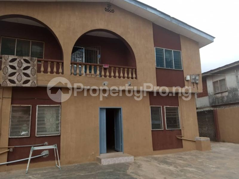 1 bedroom Flat / Apartment for rent Baruwa Jakande Estate After Gate Bus Stop Ipaja Baruwa Ipaja Lagos - 0