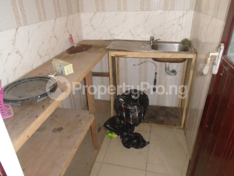 1 bedroom mini flat  Mini flat Flat / Apartment for rent close to lawanson bus stop Lawanson Surulere Lagos - 8
