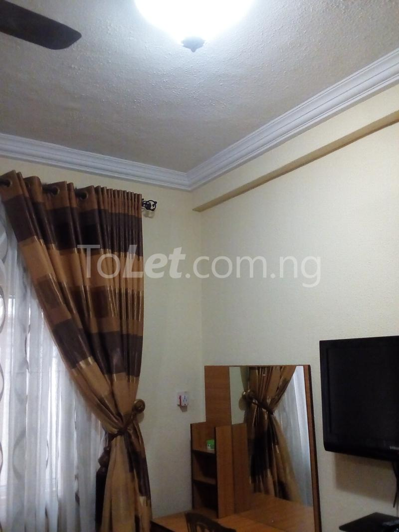 1 bedroom mini flat  Flat / Apartment for shortlet Sule abu cresent  Opebi Ikeja Lagos - 2