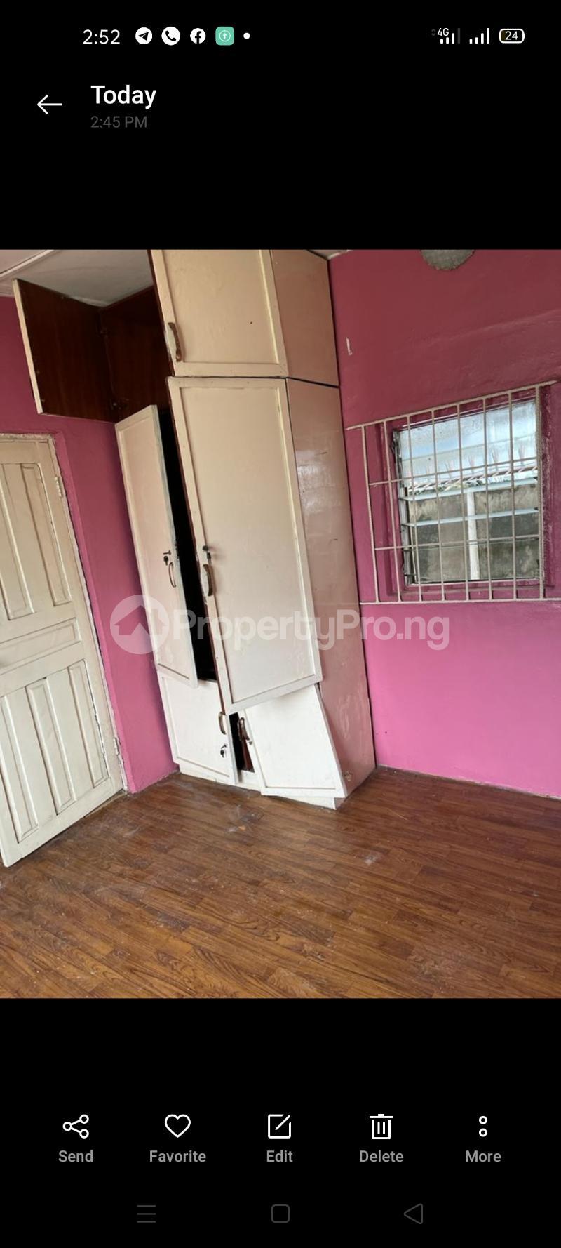 1 bedroom mini flat  Flat / Apartment for rent Salvation opebi Ikeja Opebi Ikeja Lagos - 1