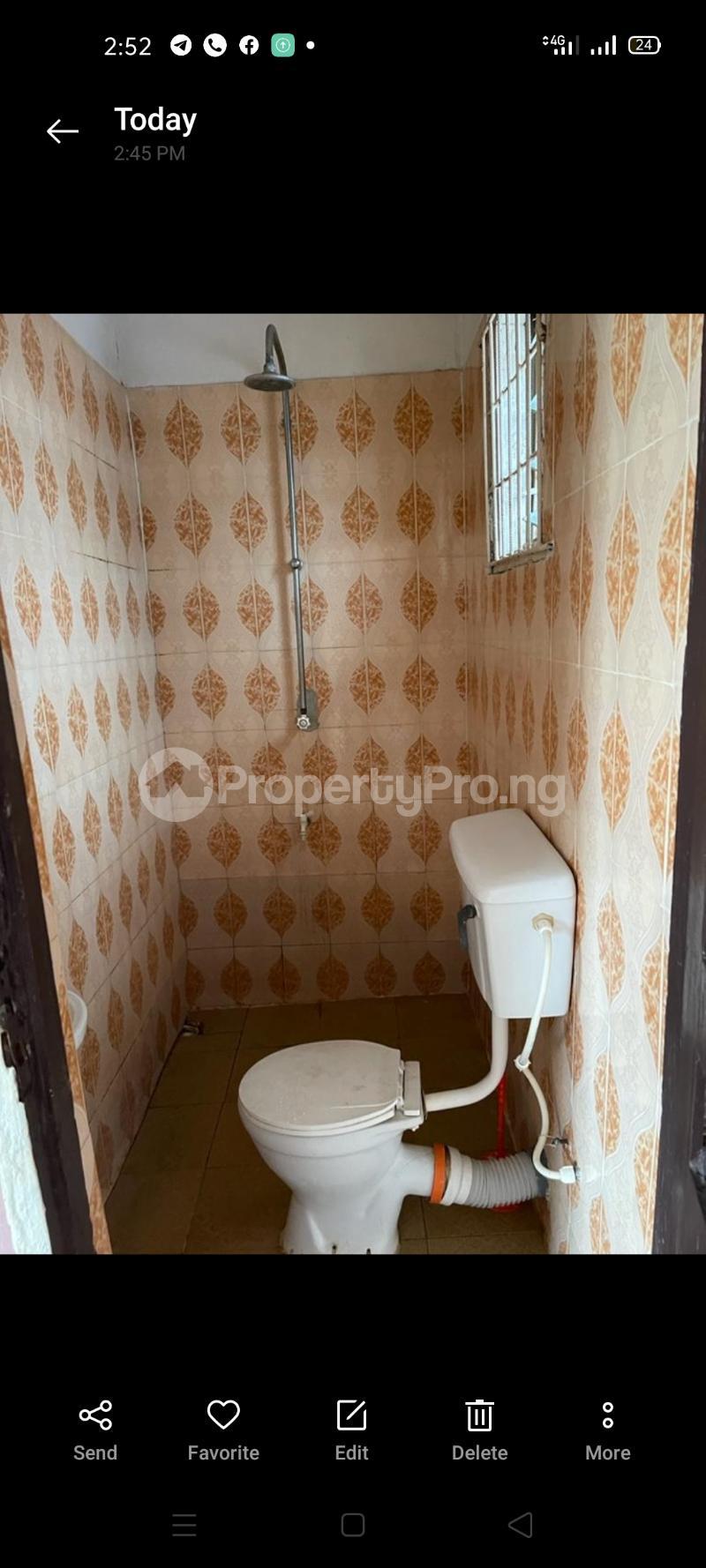 1 bedroom mini flat  Flat / Apartment for rent Salvation opebi Ikeja Opebi Ikeja Lagos - 5